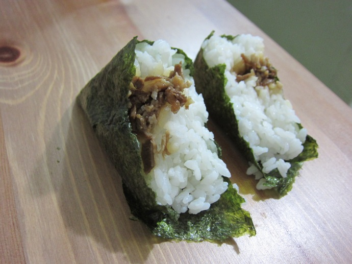 Onigiri aka Rice ball