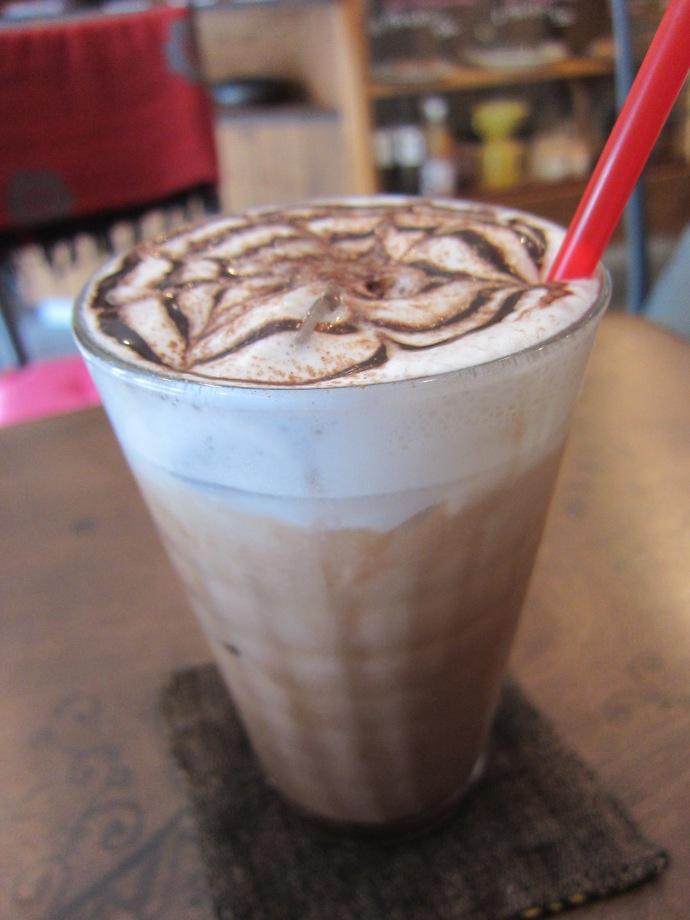 Iced Chocola Latte