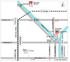 Aoi Festival Map
